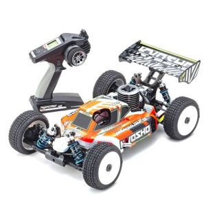 Kyosho Inferno MP9 TKI4 V2 Readyset Automodello a scoppio