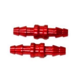 Secraft Giunto per tubo int 4,5-4,5 mm - 2 PZ ROSSO