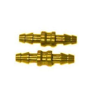 Secraft Secraft Giunto per tubo int 4,5-4,5 mm - 2 PZ ORO