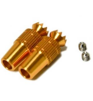 Secraft Transmitter Stick Ends V1 M3 GOLD