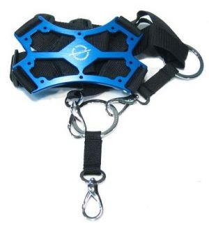 Secraft Neck strap_Single(New) BLUE