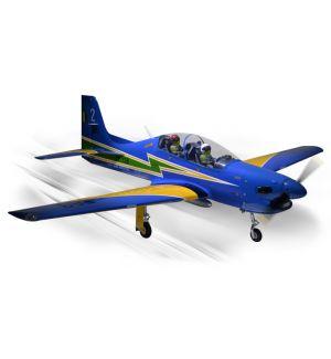 Phoenix Model Tucano 60cc Scale 1/4 Aeromodello riproduzione