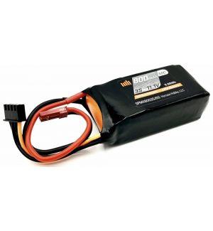 Spektrum Batteria Lipo 800mAh 3S 11.1V 50C JST