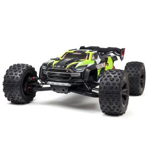 Arrma Kraton 1/5 4X4 8S BLX Brushless Speed Monster Truck RTR, Verde