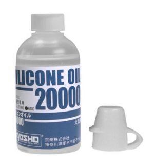 Kyosho Olio siliconico 20.000 cps 40ml