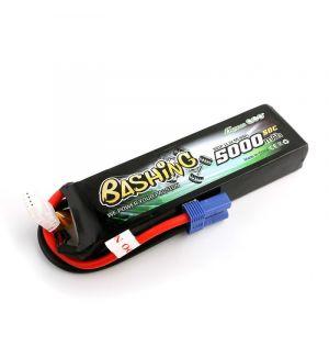 Gens ACE Batteria Lipo 3S 5000mAh 50C Bashing Series - EC5