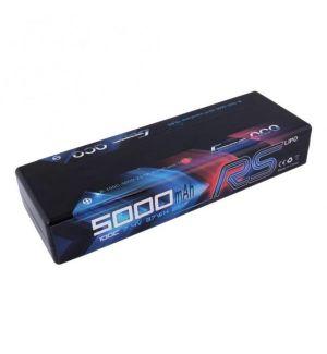 Gens ACE Batteria Lipo 2S 5000 mAh 100C - Hard Case