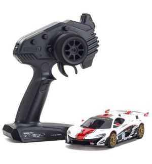 Kyosho Mini-Z MR03 RWD McLaren P1 GTR White-Red