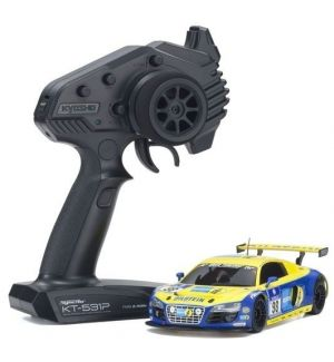 Kyosho Mini-Z MR03 RWD Audi R8 LMS 2010 NRG 98