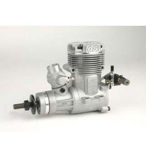 OS engines OS engines 46 AX II 7,5 cc c/silenziat. Motore a scoppio 2T glow per aerei