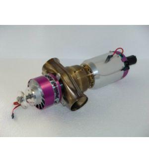 JetCat SPT5 V3 turboelica