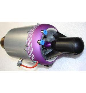 JetCat P60 SE turbina