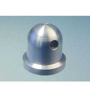 MP JET Dado ogiva alluminio 1/4-28