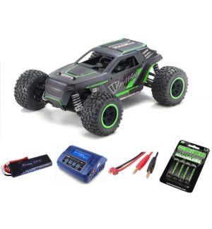 Kyosho Rage 2.0 Fazer MK2 1:10 EP 4WD Readyset T2 Automodello elettrico SUPER COMBO