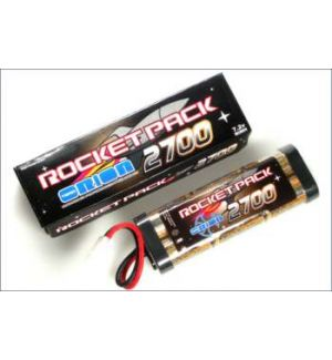 Orion Rocket stick pack Nimh 7,2V-2700 mah