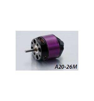 Hacker A20-26M EVO - Aerei 3D 400g- ACRO 440g - Sport/Scale 600g - 3S