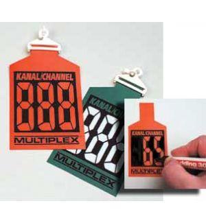 Multiplex Bandierina frequenza 35 MHz