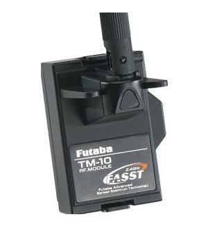 Futaba modulo FP TM-10 2.4 Ghz FASST 10CH PER T10