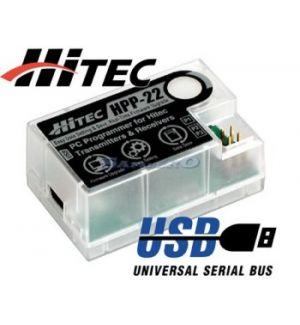Hitec HPP-22 Interfaccia USB per TX e RX servocomando