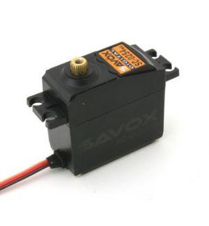 SAVOX SC-0254MG - 7,2 (6,0V)-0,14 (6,0V) Servocomando standard