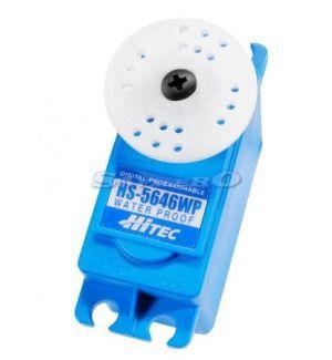 Hitec HS5646WP (6,0-7,4V) - 12,9 (7,4V)-0,18 (7,4V) Servocomando standard