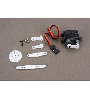 E-flite DS76G - 0,8 (4,8V)-0,03 (4,8V)Servocomando digitale micro Elicotteri Coda