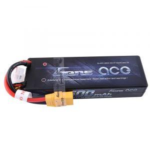 Gens ACE Batteria Lipo 3S 4500mAh 40C HARDCASE XT90