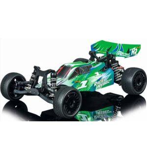 Carson Race Rebel 2WD X10 2.4Ghz 1:10
