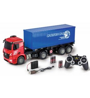 Carson MB Arocs Container 2.4Ghz 1:20