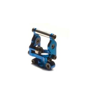 Heliup Zoom 400 Tail Gearbox for belt drive