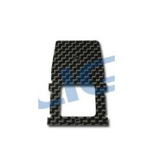 Align H25053 T Rex 250 Piastra giroscopio carbonio