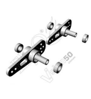 ElyQ EQ2077 Vision 50 - Set leve miscelazione metallo