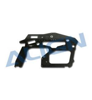 Align HN7026 T Rex 700 - Fiancata Laterale Sinistra Carbonio 2mm