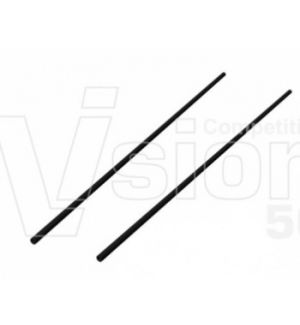 ElyQ EQ30047 Vision 50 Competition - Tiranti servo di coda carbonio d3,D4,L220m