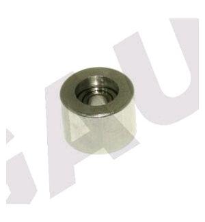 Gaui 204548 - Gaui 425 Plastic - Guide Wheel Assembly