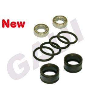 Gaui 204625 - Gaui 425 Plastic - Torque Tube Bearing Holder Set