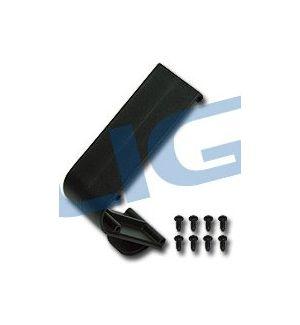 Align H45051 T Rex 450 PRO - Supporto batteria