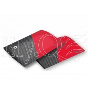 ElyQ Paddles Carbonio 12 grammi classe 50