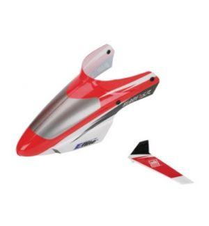 Blade EFLH3018 BLADE MSR - Capottina rossa più deriva