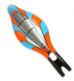 Parrot AR.Drone - Cover per esterni arancio/blu