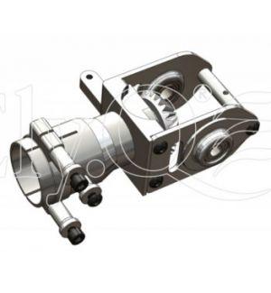 ElyQ EQ90056 Vision 90 Competition - Scatola di coda metallo