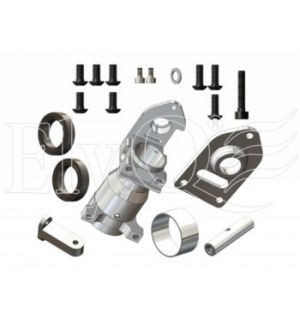 ElyQ EQ30060 Vision 50 Competition - Scatola coda metallo Torque Tube