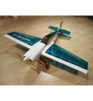 Precision Aerobatics Fusoliera blu Mini Katana