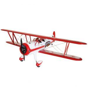 Seagull Stearman Red Baron ARF Aeromodello riproduzione