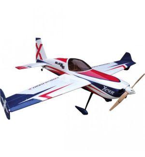 Extreme Flight Slick 580 74 ARF Rosso / Bianco - 187cm Aeromodello acrobatico