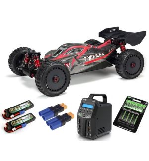 Arrma TYPHON™ 6S BLX 1/8 Speed Buggy 4WD RTR V5 SUPER COMBO 6S