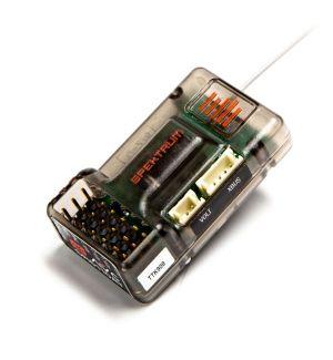 Spektrum SR6110AT 6ch AVC/Tele Surf RX - SPMSR6110AT