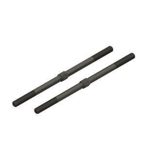 Arrma Tiranti sterzo neri M6x130mm (2 pz) - ARA340156
