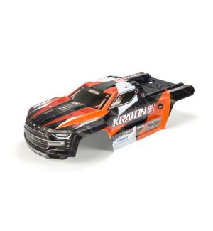 Arrma Kraton 8S Body Orange - ARA409007