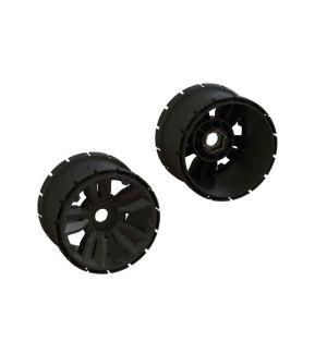Arrma Cerchi Mt Wheel 4.9 24mm (1 coppia) - ARA510122